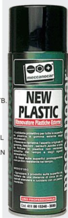 New plastic Külső műanyag felújító