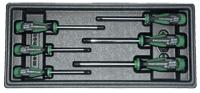 Torx csavarhúzó készlet - 6 darabos - inl.