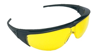 New Look Protektív szemüveg - sárga